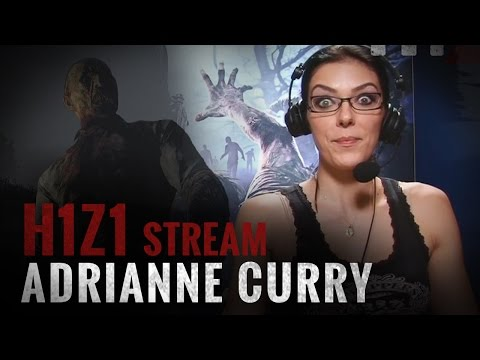 H1Z1 Pre-Early Access Survivor Stream - Adrianne Curry