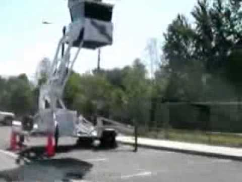 Mobile Prison Guard Towers Coming to a Walmart near You!    Unbelievable.