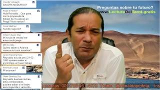 Predicciones en vivo Con Reinaldo dos Santos #Nomasté, haz tus preguntas y Reinaldo responde