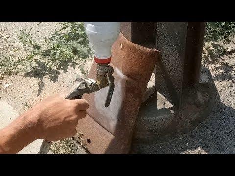 Как отпескоструить своими руками 126