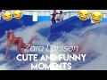 Download ZARA LARSSON CUTE AND FUNNY MOMENTS || PART 1|| in Mp3, Mp4 and 3GP