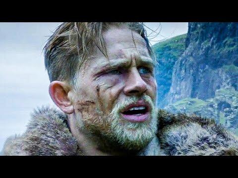 Меч короля Артура — Русский трейлер #3 (Финальный, 2017)