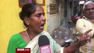 ''போலீஸ்தான் தீ வைத்தது'' : நடுக்குப்பம் மக்கள் கருத்து (காணொளி)