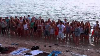 Ruf Clubtanz 2014 Am Sandy Beach