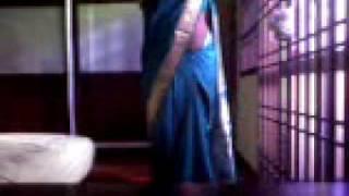 thirunangai, saree in two min