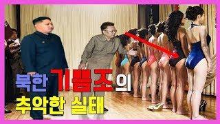 서서히 밝혀지는 북한 김정은의 추악한 기쁨조 실태