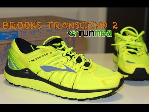 Brooks Transcend 2, Running Shoe Review