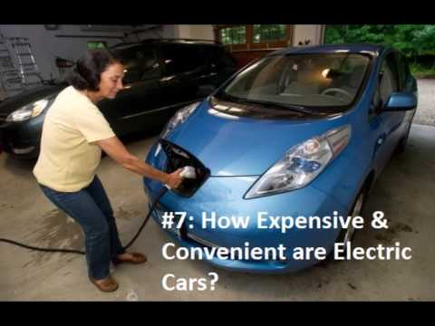 Top 10 Electric Car Facts - WMNews Ep. 16