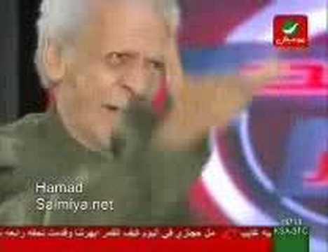 احمد فؤاد نجم واحمد عز