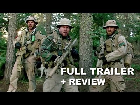 Lone Survivor Official Trailer Trailer Review Hd Plus