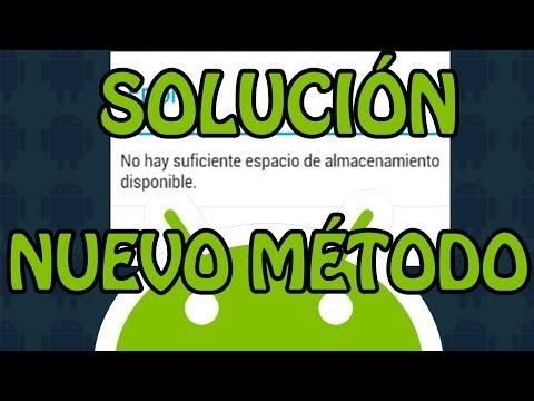 SOLUCION problemas de instalacion de aplicaciones por