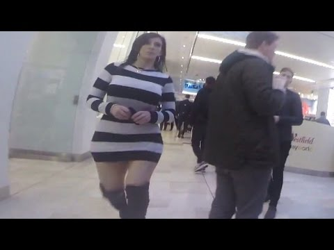 10 Hours Of Walking In London As A Porn Star video