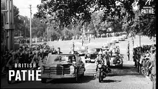 Rumanian Party Visit Yugoslavia (1968)