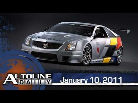 NAIAS 2011 Preview - Autoline Daily 553