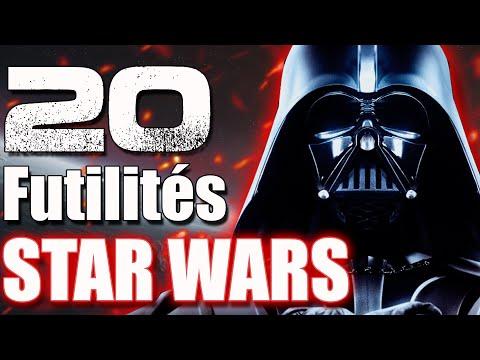 20 Futilités sur STAR WARS ! - #03