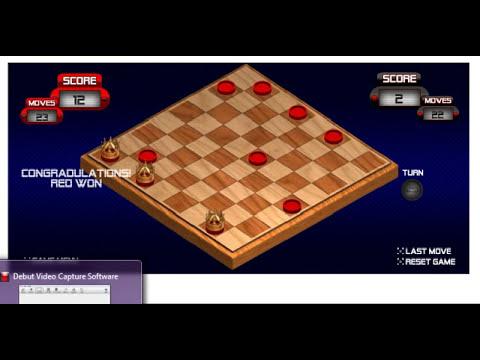 checkers fun damas chinas