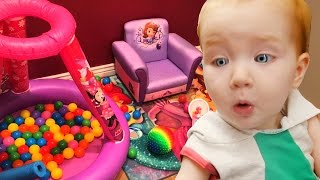 Ultimate Baby Toy Room!!
