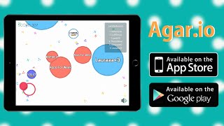 Agario for Smartphone? - Mitosis (iOS, Android)