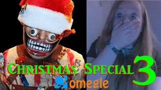 Omegle Christmas Special 3! - Singalong with Sugar Rush! - 12 Days of Fluffmas!