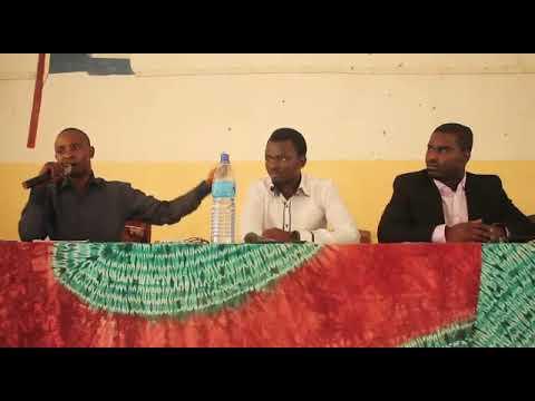 Sierra Leone Bar Association Consult with Ebola  Survivors