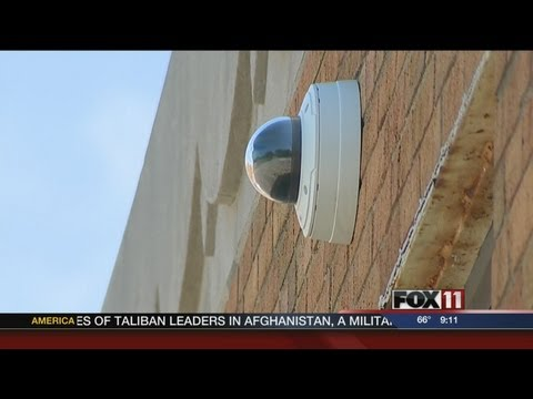 9PM FRI: SCHOOLS ADD SECURITY FEATURES