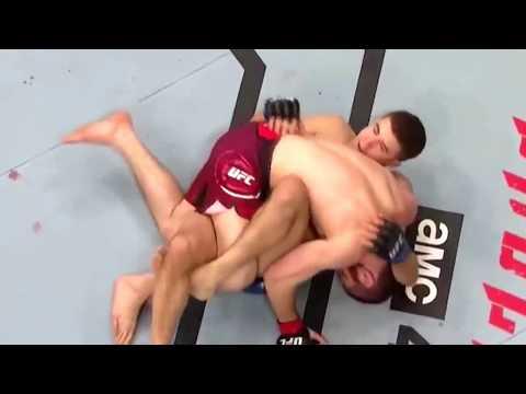 UFC.Хабиб Нурмагомедов vs Эл Яквинта. Обзор боя. Интервью Хабиба После боя. 720HD