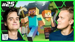 Minecraft Parkour Race met Don en Ronald | 1V1 | LOGNL #25