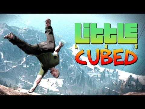 Little And Cubed: Death Bike Downhill - GTA Online