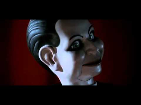 Dead Silence Mary Shaw and Billy Scene (Fixed Audio)