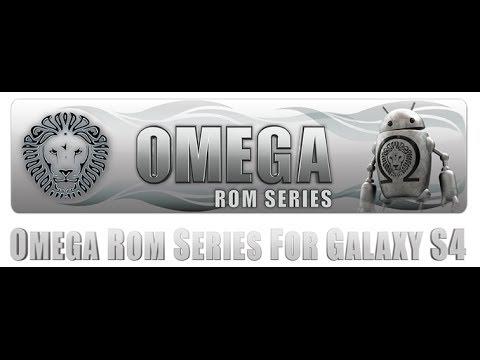 S4 i9500 with OMEGA ROM v.18 (KitKat 4.4.2)(Video Review)