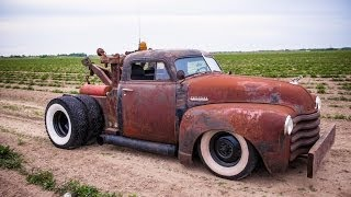 Home Wrecker Ratrod -Mobile Devices