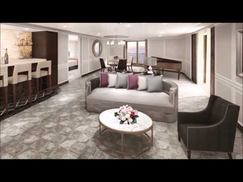 Seven Seas Explorer Accommodation - Regent Seven Seas
