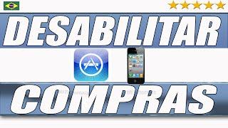 Como desabilitar compras dentro do app no iOS / iPhone / iPad / iPod Touch - MiTutoriais