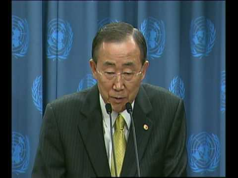 MaximsNewsNetwork: UN S-G BAN KI-MOON: IRAN, MYANMAR, IAEA, DPR KOREA, AFGHANISTAN