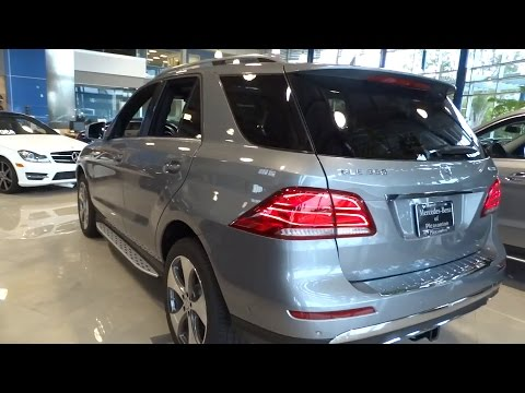 2016 Mercedes-Benz GLE Pleasanton, Walnut Creek, Fremont, San Jose, Livermore, CA 16-1886
