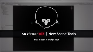 Skyshop 107+ Tutorial | 1. Sky Manager & Scene Tools
