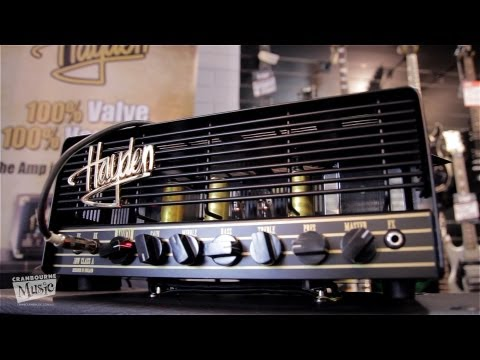Hayden MOFO 30 All Valve Amp