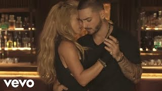 Клип Shakira - Chantaje ft. Maluma