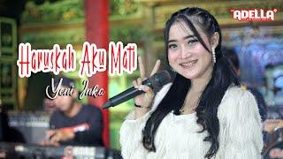 Download Haruskah Aku Mati - Yeni Inka - OM ADELLA Mp3/Mp4