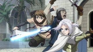 Top 8 Worth Watching Anime #3
