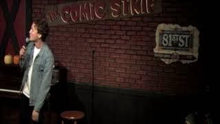 Michael Pomeroy @ Comic Strip Live! 10/6/18