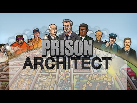 Прохождение Prison Architect: #1 - Как построить тюрьму?!