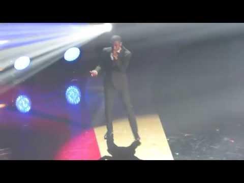 Ariana Grande- Best Mistake (feat. Big Sean) [Live @The Shrine Auditorium]