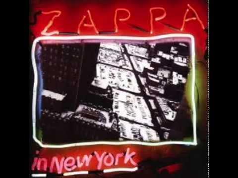 Frank Zappa - The Purple Lagoon