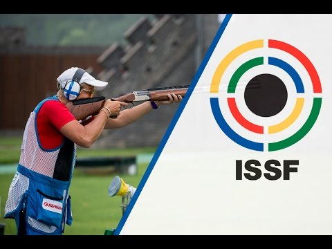 Finals Trap Women - ISSF World Cup in all events 2014, Beijing (CHN)
