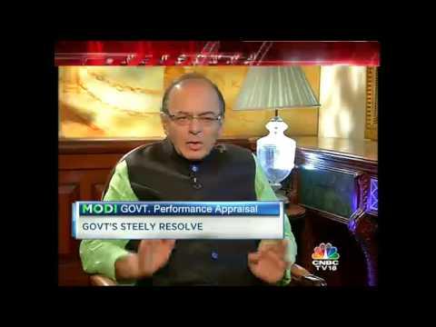 #2YearsOfModiGovt: Modi Govt. Performance Appraisal - Arun Jaitley - Part 1