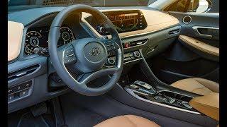 2020 Hyundai SONATA – INTERIOR / Design &Technology