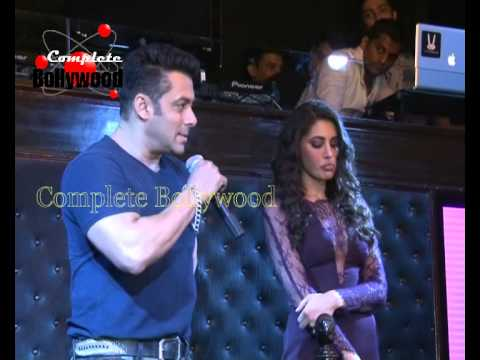 Salman Khan & Nargis Fakhri Launch Devil Item Song From KICK...