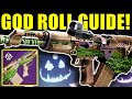 Destiny 2: New S-Tier Pulse Rifle!? - JURASSIC GREEN God Roll Guide! | Festival of the Lost 2021