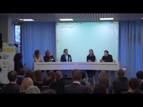 OPEN! 2017 Fragerunde VR, KI & Kultur